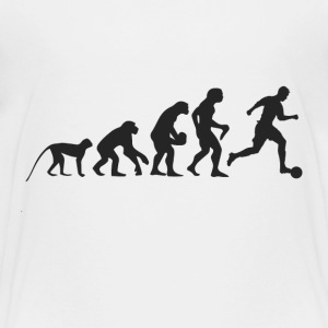 Evolution Soccer Shirts - Teenage Premium T-Shirt