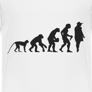 Evolution Model T-Shirts - Kinder Premium T-Shirt