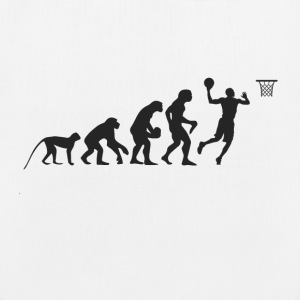 Evolution Basketball Bags & Backpacks - EarthPositive Tote Bag