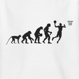 Evolution Basketball T-shirts - T-shirt barn