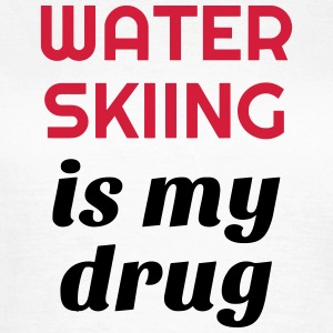 Water Skiing - Wasserski - Ski Nautique - Sport T-Shirts - Women's T-Shirt