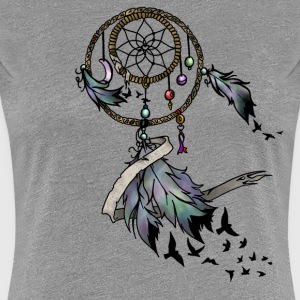 dreamcatcher : free dream - T-shirt Premium Femme