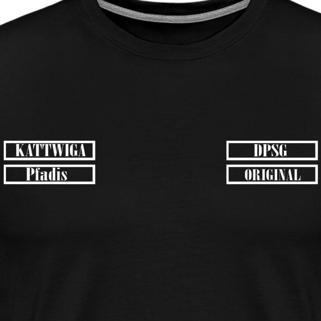 DPSG Kattwiga Tshirt 2017 Edition (Pfadis)