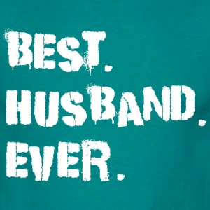 Best husband ever T-Shirts - Männer T-Shirt