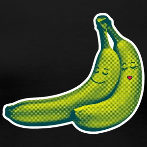 BANANA LOVE T-Shirts - Frauen Premium T-Shirt