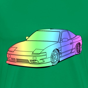 240sx colourful T-Shirts - Men's Premium T-Shirt