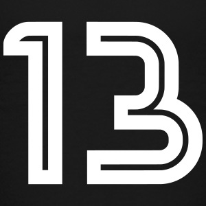 13 Inline - Teenager Premium T-Shirt