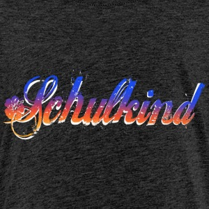 Schulkind 7 - Kinder Premium T-Shirt