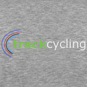 trackcycling premium tee - Men's Premium T-Shirt