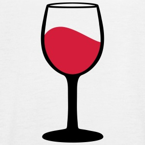 Wine glass Top - Top da donna della marca Bella