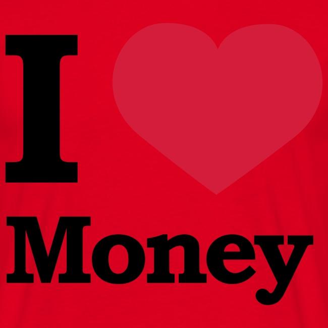 J'adore l'argent