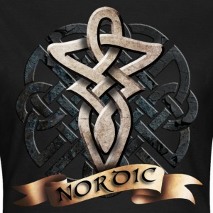 tribal_knot_viking_c T-skjorter - T-skjorte for kvinner