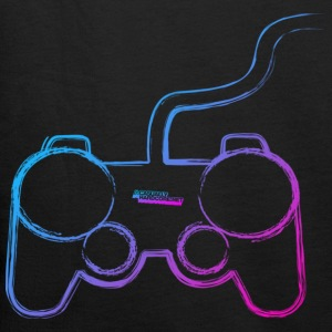 Controller Graffiti Gamer Hoodies & Sweatshirts - Men's Premium Hoodie