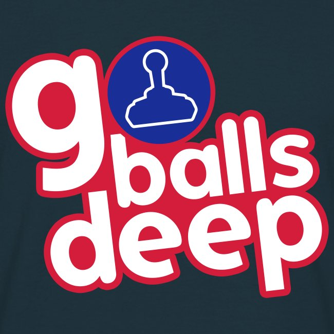 Balls Deep - Logo