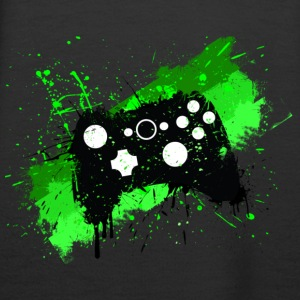 Box Graffiti Gamer Hoodies & Sweatshirts - Women's Premium Hoodie