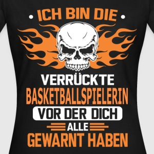 BASKETBALLSPIELERIN T-Shirts - Frauen T-Shirt