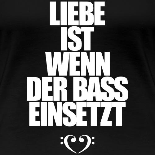 liebe ist wenn der bass einsetzt 1f