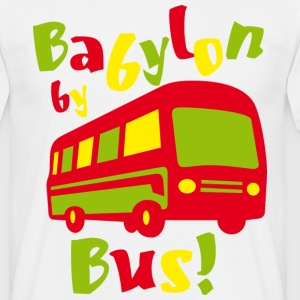 Babylon by bus T-Shirts - Männer T-Shirt