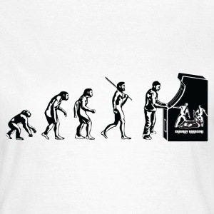 Gamer Evolution T-Shirts - Women's T-Shirt