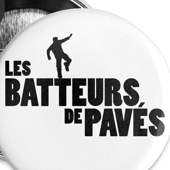 badge pour soutenir Les Batteurs de Pavés