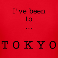 Design ~ I've been to Tokyo, woman