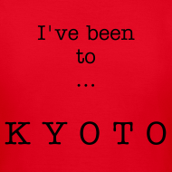 Design ~ I've been to Kyoto, woman