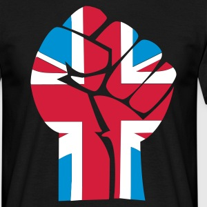 Fist UK - Men's T-Shirt