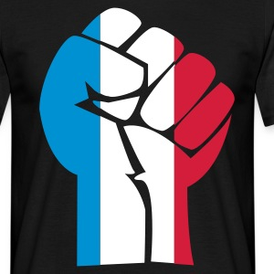 Fist France - T-shirt Homme