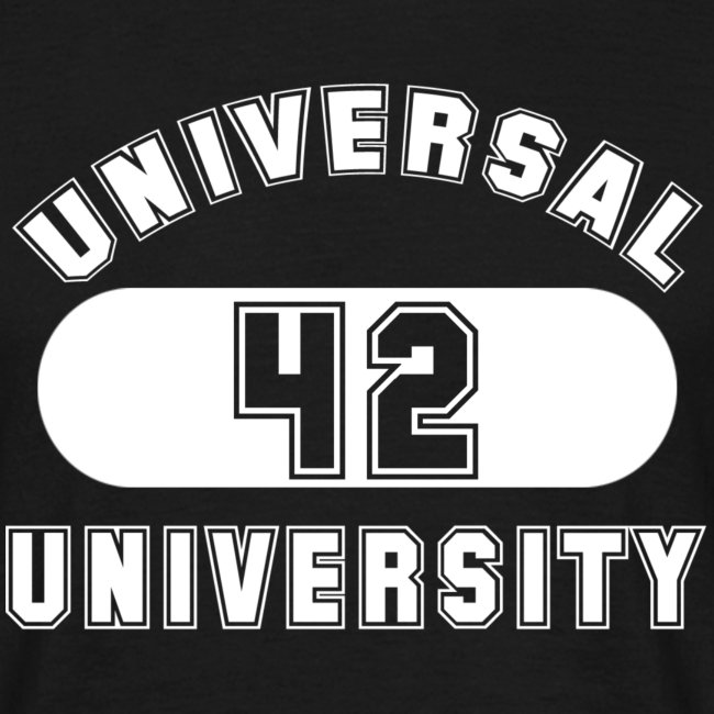 Universal university - 42