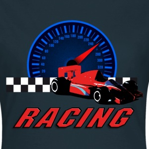 car_racer_f T-Shirts - Women's T-Shirt