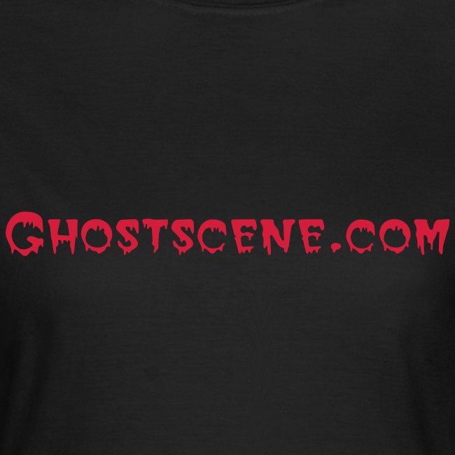 Ghostscene.com Damen-T-Shirt