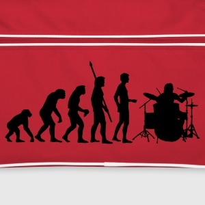 Red/white evolution_drummer_1c Bags  - Retro Bag