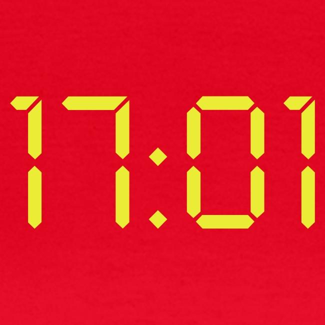 Redshirts sterben um 17:01