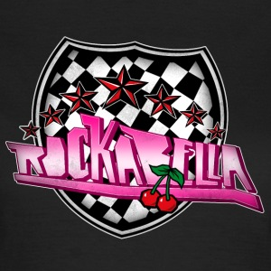 Shirt Rockabella - Frauen T-Shirt