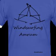 Motiv ~ Windsurfing, Amrum-shirt
