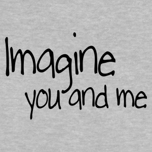 Heather grey imagine you and me T-shirts Bébés - T-shirt Bébé