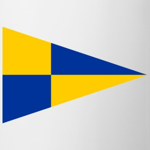 EU Fishery Inspection Teams Pennant - Mug