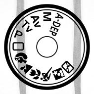 Motiv ~ Kapuzenpullover für Männer. Programmwahlrad