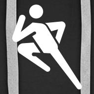 Motiv ~ Kapuzenpullover für Männer. Sportfotograf