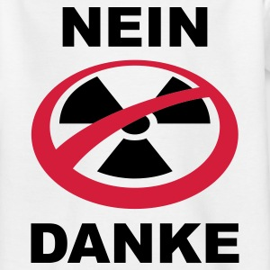 T-Shirt Kids Atomkraft Nein Danke 51 © by kally ART® - Teenager T-Shirt
