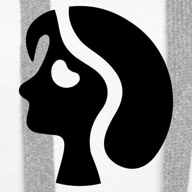 Kapuzenpullover für Frauen Portrait