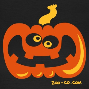 Black Even Crazier Pumpkin Women's T-Shirts - Women's T-Shirt