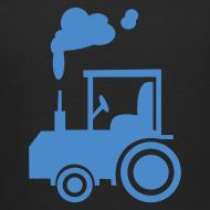Motiv ~ Traktor - Kinder Kapuzenpullover