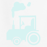 Motiv ~ Traktor (power-reflex) - Kinder-Kapuzenpullover