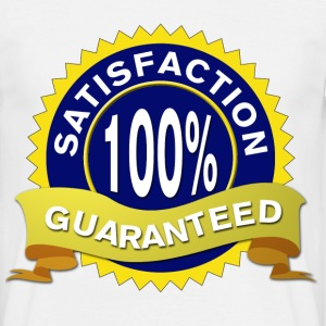100% satisfaction - Homme - T-shirt Homme
