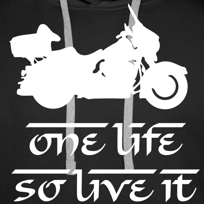 One life, so live it