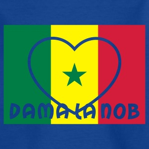 Wolof - DAMA LA NOB | Kindershirt - Teenager T-Shirt