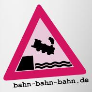 Motiv ~ Die Bahn geht baden