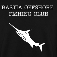 Motif ~ sweatshirt rouge Bastia Offshore Fishing