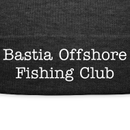 Motif ~ bonnet gris Bastia Offshore Fishing